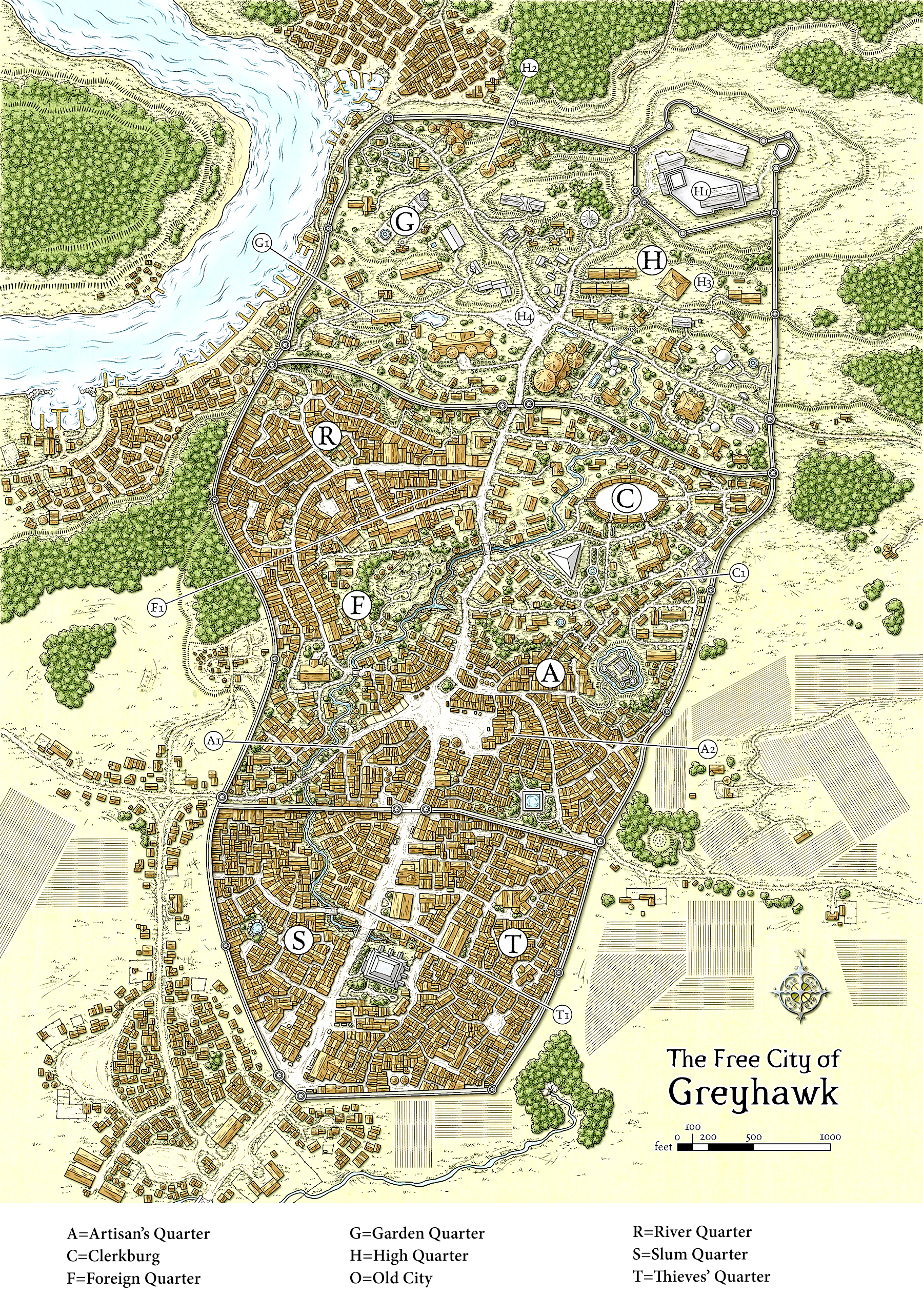 Lampteys lucky charmers often neither rarely both map of greyhawk city 4 mb g gumiabroncs Images
